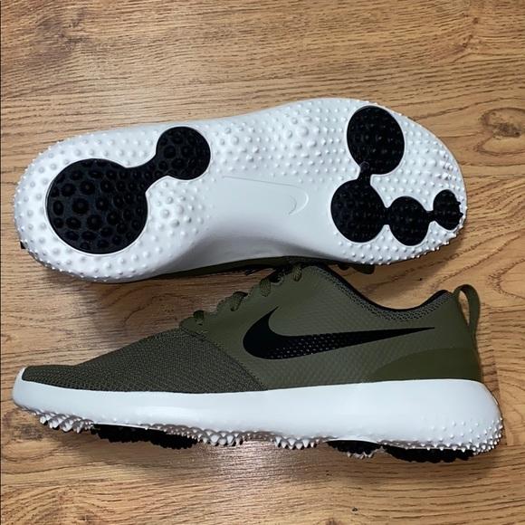 Nike Shoes Roshe G Spikeless Golf Sz 11 Sb Tiger Poshmark